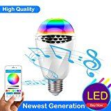 Review for LK&smart Bluetooth Smart LED Speaker Bulb, Smartphone Controlled RGB Bulb, Dimma... - Anne Smith  - Blog Booster