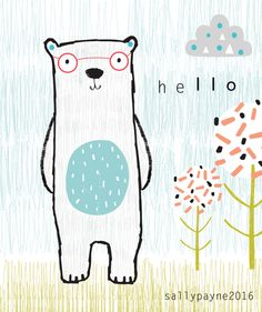 Sally Payne | Illustration and Surface Pattern Designer