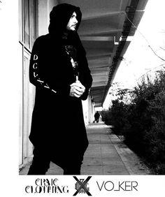 """TEM.ple O.mnium H.ominum P.ads AB.ba"" Robe Available at www.crmc-clothing.co.uk | WE SHIP WORLDWIDE Photography by @ophenobar CRMC proudly sponsors @ulrich.w__otargos__volker of @volker_official #metal #darkmetal #blackmetal #darkrock #alt #alternative #sponsor #sponsorship #frenchmetal #france #french #francais #volker #death #Familia #fam #boss #lit #heavy #heavyaf #metalgirl #metalhead #altgirl #picoftheday #love #guitarist #alternativeguy"