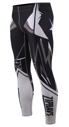 Shop Zipravs men's compression pants, leggings that help you perform top of your game