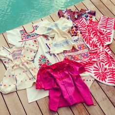 Santa Lupita Mexiko Sommerkleider