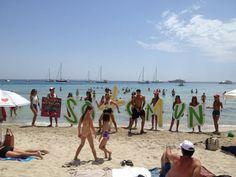 Playa de Ses Salines.