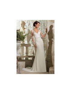 Blu by Mori Lee - Wedding Dress Style No.5306