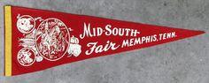 Mid-South Fair Pennant
