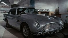 The Ultimate Guide to Living Like James Bond—The Car