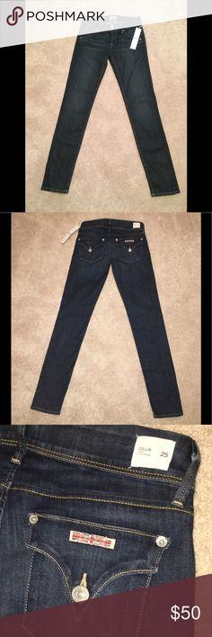 NWT Hudson Collin Skinny Jeans Size 25 NWT Hudson Collin Skinny Jeans size 25 Hudson Jeans Jeans Skinny