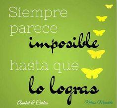 No hay nada IMPOSIBLE si tu quieres!!! #anabelycarlos blog.carlossanin.com