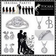 Tocara, Inc. - Live your style. Love your life. Jewelry Party, Wedding Jewelry, Argent Sterling, Love Your Life, Live For Yourself, Your Style, Boss, Fine Jewelry, Bridal