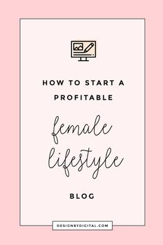 If you're a woman ready to start a blog, then bravo! You're taking the first step towards female entrepreneurship and financial freedom. Blogging is something that has not only changed my life, but… Make Money Blogging, How To Make Money, Blog Templates Free, Becoming A Blogger, Take The First Step, Blogging For Beginners, Blog Tips, How To Start A Blog, Entrepreneurship