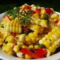 Corn Off the Cob Salad - Allrecipes.com