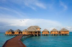 Maldives: I would love to go!