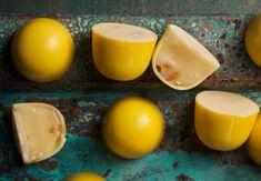 Citronpraliner — Martin & Servera