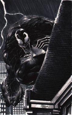 Venom by Eddy Barrows