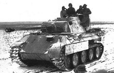 Panther 23rd Pz.Dv. Early Ausf A | Photo Info www.facebook.c… | Flickr