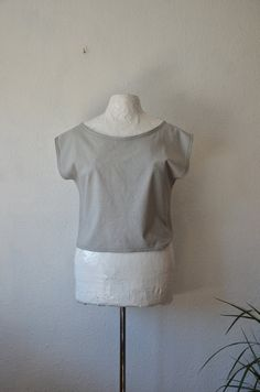 Organic cotton blouse - Ethical Life Store.
