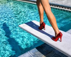 RUBY HEELS READY FOR TAKE-OFF