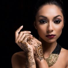 Fashion scene from pages of @celebrationsmagazine. Makeup by me and amazing henna by Hasna's Mehndi. Styled by @r2walia and photographed by @gstills. #lovemyjob #mua #makeup #industrypro #instamakeup #photoshoot #henna #mehndi #contourhighlight #dressyourface #anastasiabeverlyhills #desimakeup #signaturemakeup #makeupexpert #makeuptalk