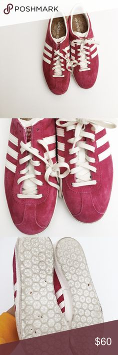 Adidas size 8.5 Muted pink color. Gently used condition. Size 8.5. adidas Shoes Sneakers