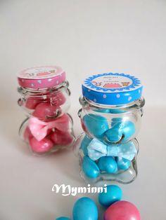 Doğum günü şeker kavanozları www.myminni.com