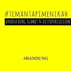 Regrann from @temantapimenikah - - Hai banduuuung Sudah... IFTTT Tumblr