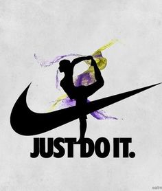 Just do it! Gymnastics, Dance, and Cheerleading. Gymnastics Quotes, Gymnastics Pictures, Gymnastics Stuff, Gymnastics Stretches, Rhythmic Gymnastics, Olympic Gymnastics, Olympic Games, Gymnastic Classes, Gymnastics Flexibility
