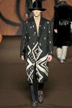 Modern Gypsy Menswear : Etro Fall/Winter 2012 menswear