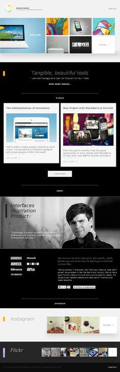#web Beautiful #webdesign