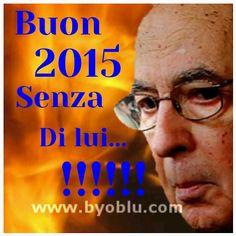 CAPITAN FUTURO: 2015 CHE VERRA' , NON CREDO CHE SARA' COME SBRAITA...