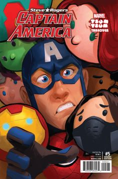 Marvel Comics August 2016 Covers and Solicitations - Comic Vine Marvel Avengers, Marvel Comics, Marvel Heroes, Marvel Universe, Funny Marvel Memes, Funny Memes, Tsumtsum, Avengers Wallpaper, Steve Rogers