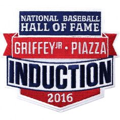 2016 National Hall of Fame Induction Ft. Ken Griffey Jr and Mike Piazza