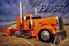 cool semi trucks
