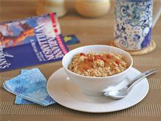 Go Ahead, Indulge: Baked Millet-Squash Porridge