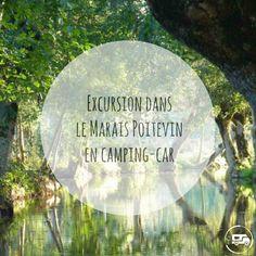 À la croisée de la #Vendée, des #Deux-Sèvres et de la #CharenteMaritime, le #MaraisPoitevin est une #destination appréciée qui offre de multiples possibilités d'activités et de visites, parfaite pour le #campingcar ! Destinations, Excursion, Camping Car, Road Trip, Motorhome, Camping Ideas, Tourism, Travel, Viajes