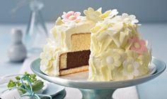Winter-Blüten-Torte Rezept   Dr.Oetker
