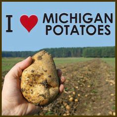 BetterMade uses local potatoes 10 months of the year. Support local farmers!