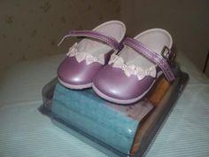Lote Sapatos Bebe Menina Brechó Infantil - R$ 42,00