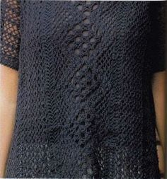 |How to crochet|: Crochet blouse| for free |crochet Patterns| 2001