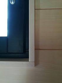 Mustaa Puuta: SAUNAAN VAALEAA HAAPAPANEELIA Decor, Storage Cabinet, Tall Cabinet Storage, Sauna, Home Decor, Storage, Furniture