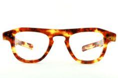 VTG-Rare-80s-NOS-Tart-Shady-Character-REX-Tortoiseshell-Eyeglass-Frames-Hip-Hop