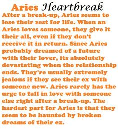 Aries, one huge thing wrong with this is jealousy, I dont have that bone