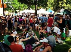 Fort Collins Brewers' Festival - 2012