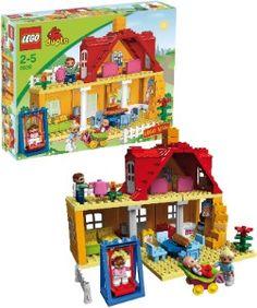 LEGO 5639 DUPLO Ville: Familienhaus 48