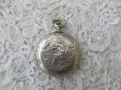Antique pocket watch 1910 restoration project by Nkempantiques