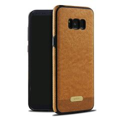 Samsung Galaxy S6 To S8 Soft PU Leather Phone Case - 4 Colors (Chose Phone Model)