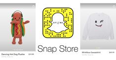 Snapchat launches Snap Store teasing in-app commerce potential