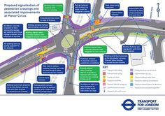 Have your say on proposals to improve the cycle and pedestrian facilities and safety at Manor Circus – the junction of the A316 Lower Mortlake Road and Lower Richmond Road with the B353 Sandycombe Road and Manor Road.