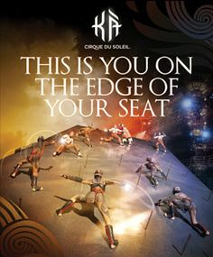 KA by Cirque du Soleil is the greatest theater production the world has ever seen. Get your tickets for this breathtaking experience! Only in Las Vegas. Las Vegas Attractions, Las Vegas Trip, Las Vegas Hotels, Paris Hotels, Einstein, Las Vegas Shows, Concerts, Theatre, Musicals