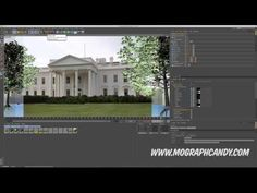Cinema 4D Tutorial: Projection Man Basics - YouTube