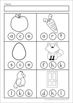 math worksheet : 1000 images about school on pinterest : Beginning Sound Worksheets For Kindergarten