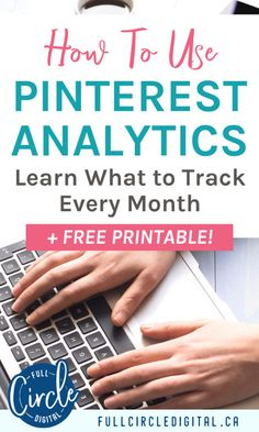 Pinterest is a powerful tool that can to drive huge traffic to your website. The question is… What Pinterest Analytics should you keep track of monthly to improve your Pinterest performance? Learn about the 5 Pinterest marketing metrics to review every month and how you can use this data to increase your website and blog traffic. Click to read now and download the FREE Pinterest metrics worksheets! #pinterestanalytics #pinterestmarketing #pintereststrategies #bloggingtips